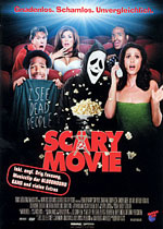 Comedy/Horror/Mystery