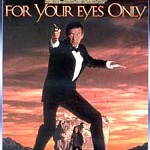 James Bond – For Your Eyes Only