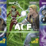 Ace Lightning (1, 2 und 3)