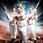 Hyperdrive – Der Knall im All, Staffel 1