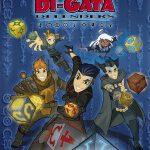 Di-Gata Defenders – Staffel 1.1