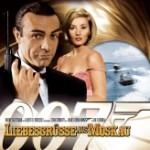 James Bond – Liebesgrüsse aus Moskau