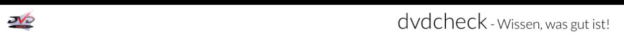 dvdcheck – Wissen, was gut ist!