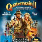 Quatermain 2 – Auf der Suche nach der geheimnisvollen Stadt