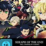 Seraph of the End: Battle in Nagoya – Vol. 2