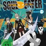 Soul Eater – Folgen 27-51 (inkl. Sticker-Set)