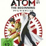 Atom: The Beginning – Vol. 1-3