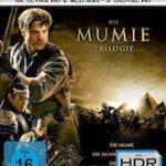 Die Mumie – Trilogie 4K Ultra HD