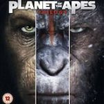 Planet of the Apes – Trilogy