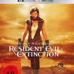 Resident Evil – Extinction (4K UHD + BD Set)
