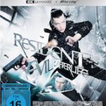 Resident Evil – Afterlife (4K UHD + BD Set)