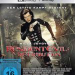 Resident Evil – Retribution (4K UHD + BD Set)