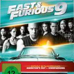 Fast & Furious 9 – Limited Steelbook